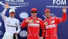 Raikkonen encerra jejum e garante pole em Mônaco; Hamilton fica fora do Q3