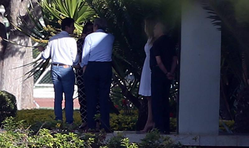 Temer reúne quatro ministros em almoço no Jaburu