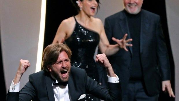 The Square ganha Palma de Ouro no Festival de Cannes