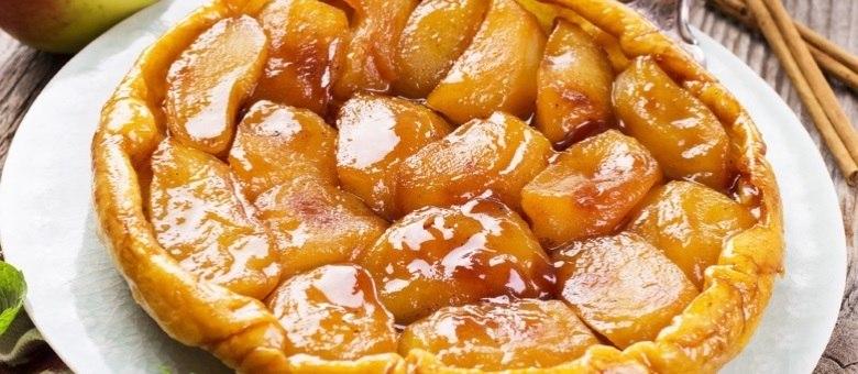 Tarte tatin é uma das sobremesas mais famosas da França