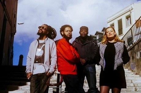 Rael, Emicida, Valete e Capicua fizeram Língua Franca em apenas 10 dias, um disco com a pluralidade do idioma português