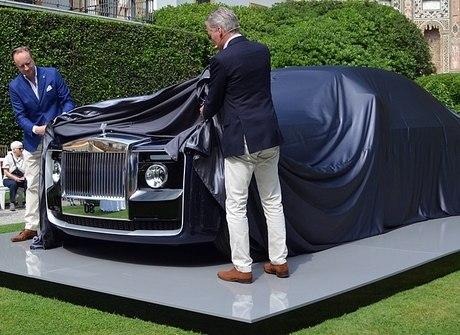 Conheça o modelo único da<br />Rolls-Royce de R$ 36,5 milhões