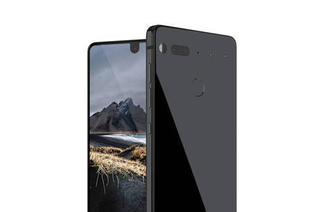 O Essential Phone tem uma câmera nojenta, mas um design de matar