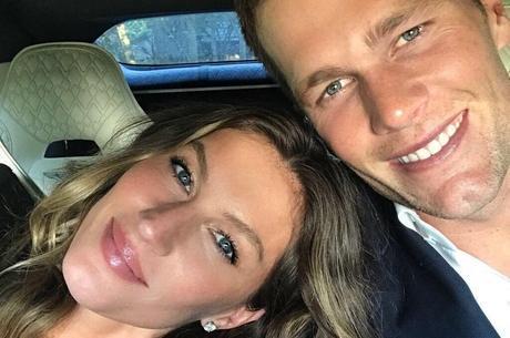 Gisele Bündchen e Tom Brady são pais de Vivian, de 3 anos, e Benjamin, de seis
