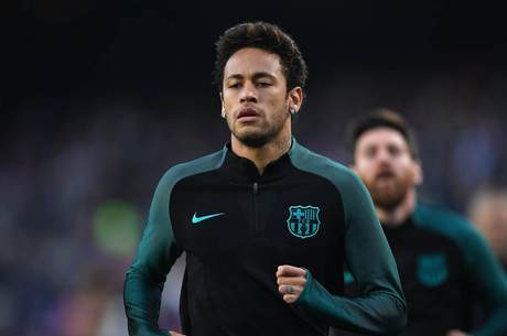 Neymar chegou ao Barcelona ainda na temporada 2013/2014