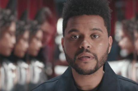 The Weeknd lança linha de tênis da Puma