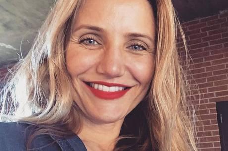 Cameron Diaz: atriz pode se aposentar