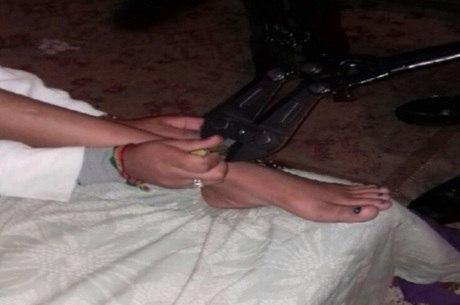 Mãe conta que menina devia dinheiro para traficantes e estava ameaçada de morte