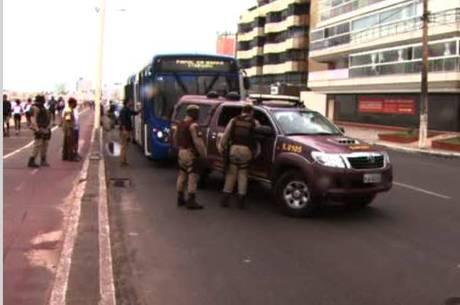 O caso ocorreu por volta das 8h, na rua Piauí