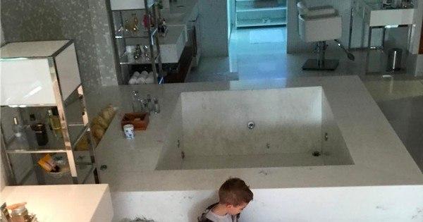 Depois Da Sala E Do Closet 233 A Vez Do Banheiro Da Casa De