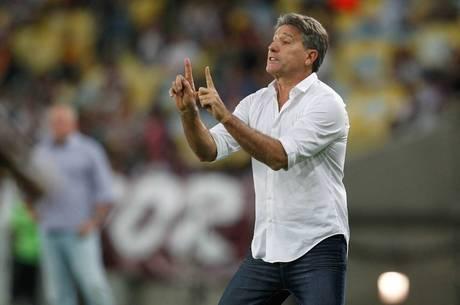 """""""O mais importante é o Grêmio seguir pensando nele"""""""