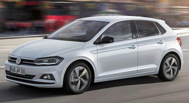 Sexta geração do Volkswagen Polo estreia por aqui no último trimestre deste ano