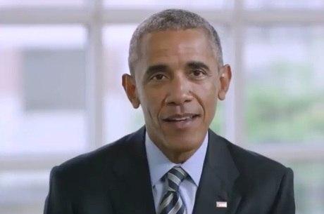 Obama em vídeo para Jay-Z