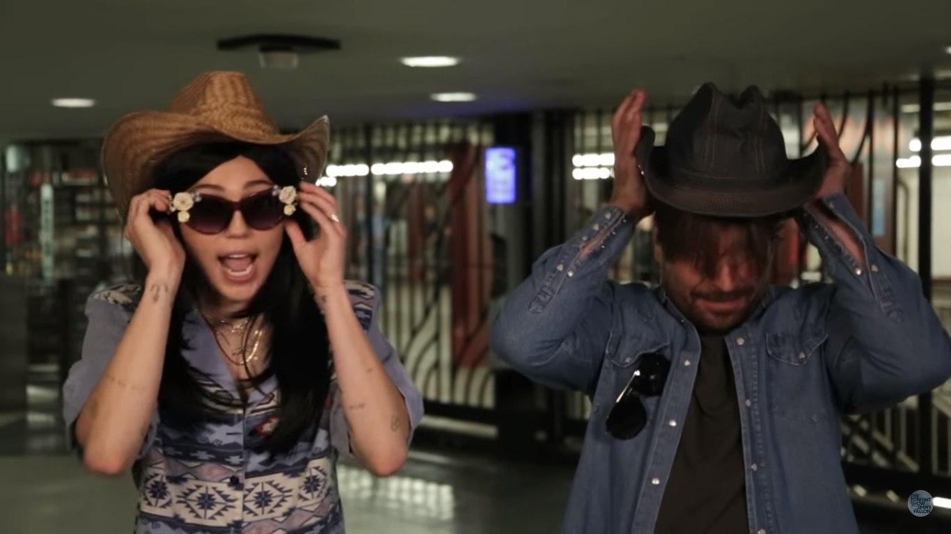 Miley Cyrus explica porque deixou a maconha