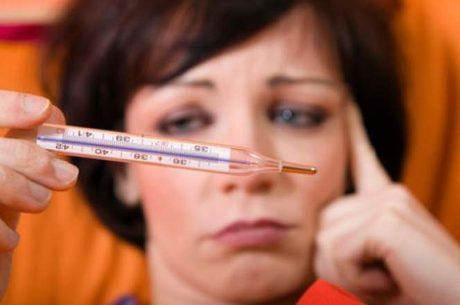 Febre é um dos sintomas de câncer que podem surgir antes do diagnóstico