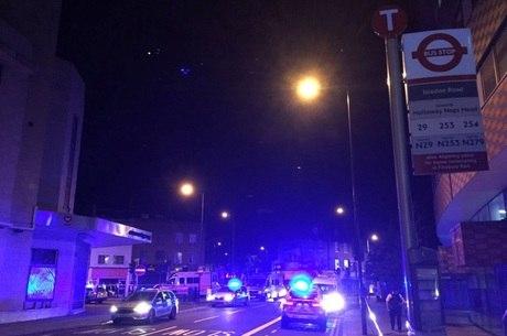 Atropelamento ocorreu na madrugada desta segunda em Londres