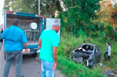 Não há informações sobre o que teria provocado o acidente