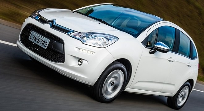 Com novo câmbio automático de seis marchas, C3 ganha fôlego e melhora bastante o consumo