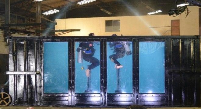 Prova no tanque determinará os três finalistas do programa