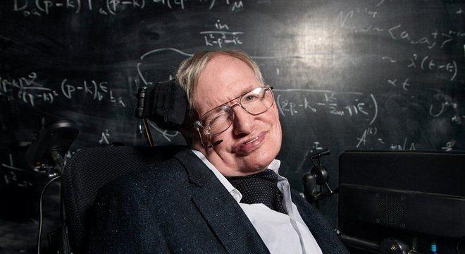 Stephen Hawking falou sobre o que havia antes do Big Bang em um programa de TV dos EUA