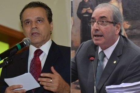 Henrique Alves e Eduardo Cunha também estão presos