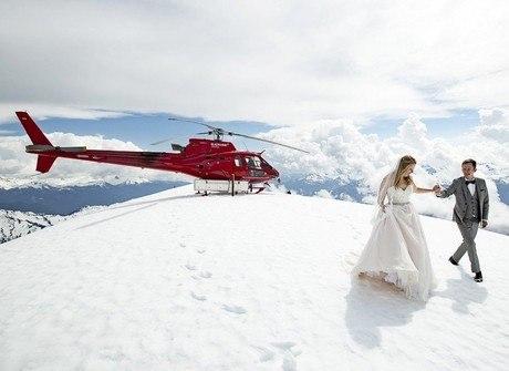 Espie passeios de helicóptero mais maravilhosos nos EUA e no Canadá