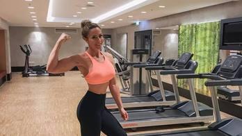 Blogueira fitness morre após sifão de chantilly explodir (Reprodução/Instagram)