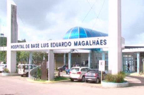 O crime aconteceu no Hospital de Base de Luís Eduardo Magalhães