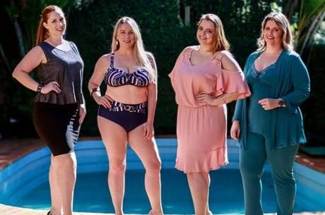 f21b0d729b Desfile mostrará moda plus size para o Verão 2018 - R7 Meu Estilo ...