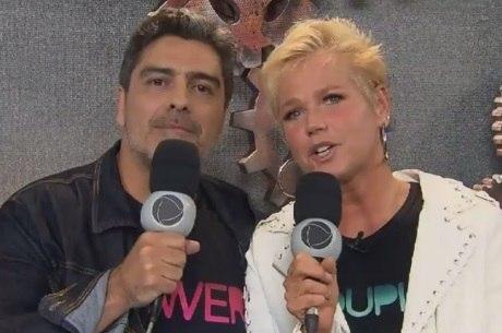 Na internet, Junno Andrade e Xuxa comentaram a grande final do Power Couple Brasil