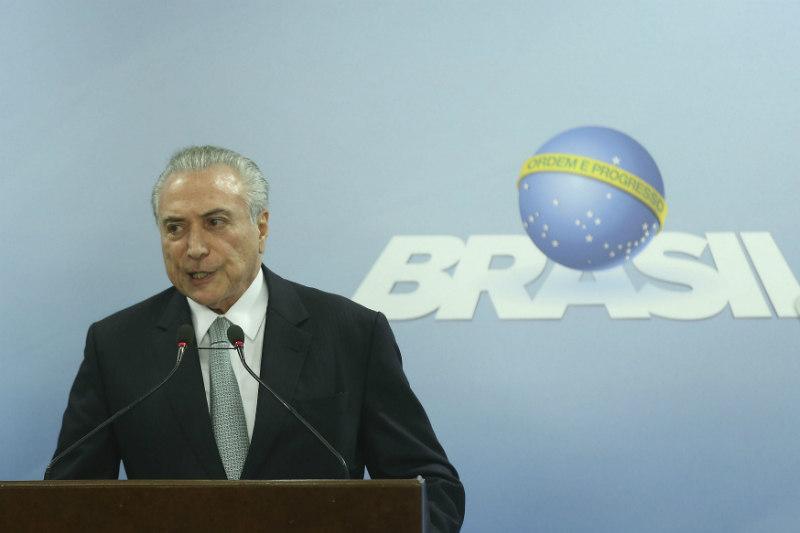 Temer recebe ministros e líderes às vésperas de denúncia da PGR