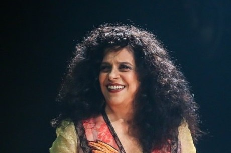 Gal Costa: cantora teve queda de pressão durante show