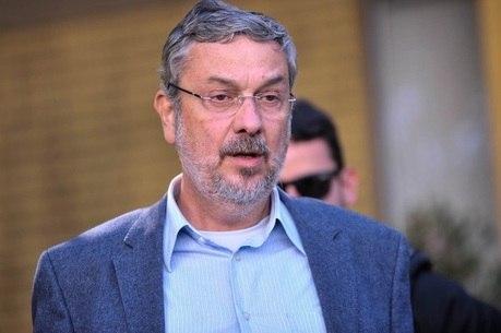 Palocci foi condenado a 12 anos e 2 meses de prisão