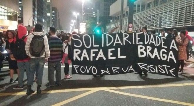 Justiça do Rio nega habeas corpus a Rafael Braga