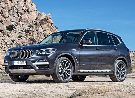 BMW apresenta 3ª geração do X3 com condução semi-autônoma