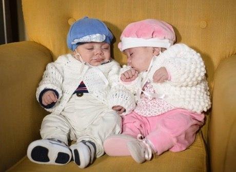 Bebês sobrevivem na barriga da mãe que morreu na gestação
