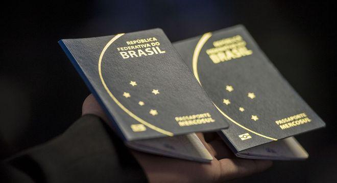 Emissão de passaporte está suspensa sem prazo para voltar