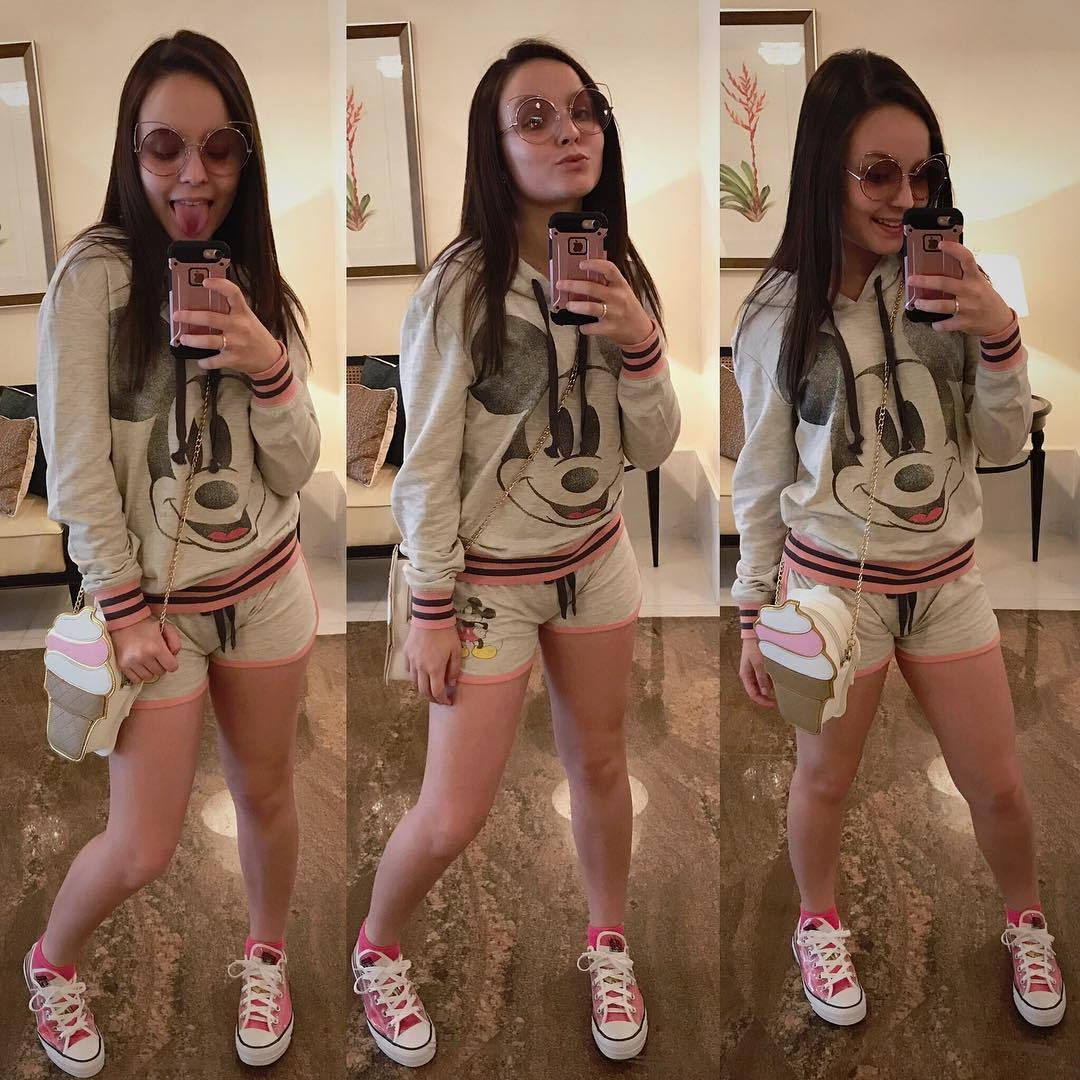 O estilo de Larissa Manoela  30 looks da atriz para você se inspirar -  Fotos - R7 Moda a465596230