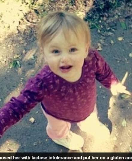 Depois de se recuperar, Lily-May foi diagnosticada com intolerância à lactose, o que provavelmente causou a constipação quase fatal, segundo Chloe