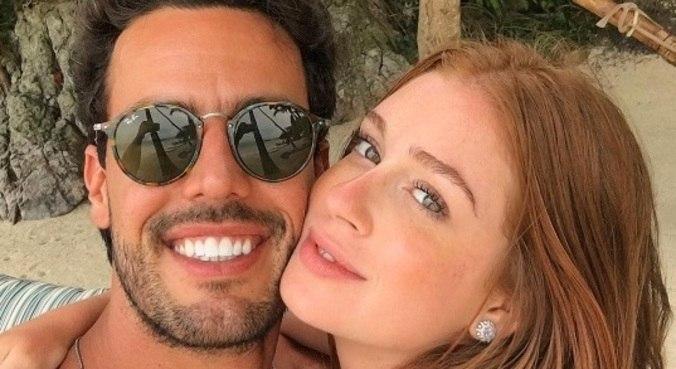 Marina e Xande anunciaram a separação após 3 anos de casados