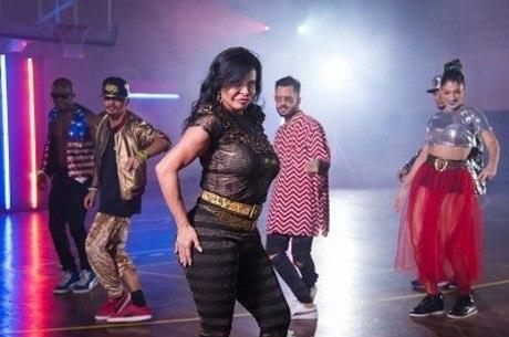 Gretchen participa de clipe de Katy Perry