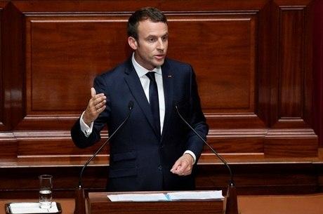Presidente francês manifestou sua preocupação perante o agravamento da ameaça balística