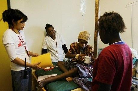 Hoje, os doadores do MSF no Brasil ultrapassam 400 mil pessoas