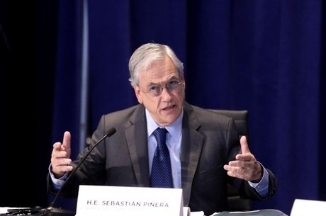 Tido como um dos homens mais ricos do Chile, Piñera foi presidente após o primeiro mandato de Michelle Bachelet