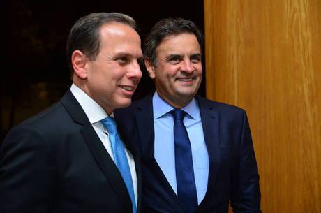 """""""PSDB precisa seguir a sua rota"""", afirma Doria"""