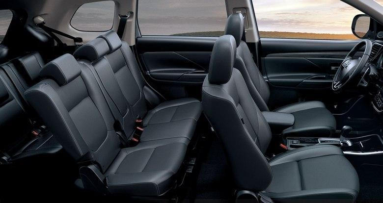 Mitsubishi Outlander ganha versão Comfort