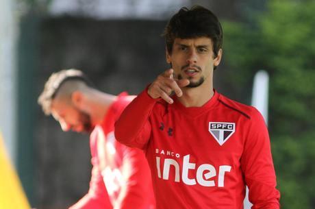 Rodrigo Caio pode trocar o São Paulo pelo futebol russo