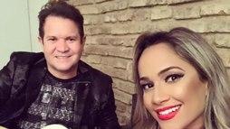 A vingança de Joelma:  mais uma cantora  abandona Ximbinha ()