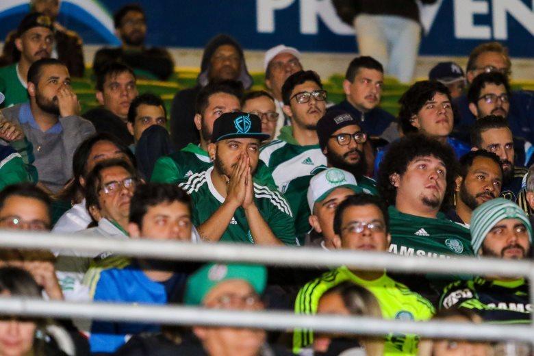 Gols de Palmeiras 0 x 2 Corinthians — Brasileiro