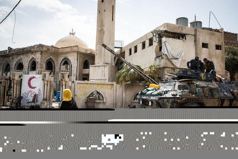 A cidade foi conquistada pelo grupo em função de ter maioria sunita, desconfiada dos xiitas que tomaram o poder no Iraque e iniciaram uma espécie de perseguição
